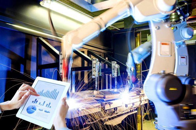 Fábricas inteligentes adicionarão $500 bi à economia global nos próximos cinco anos