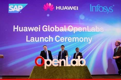 Huawei lança Programa Global OpenLab