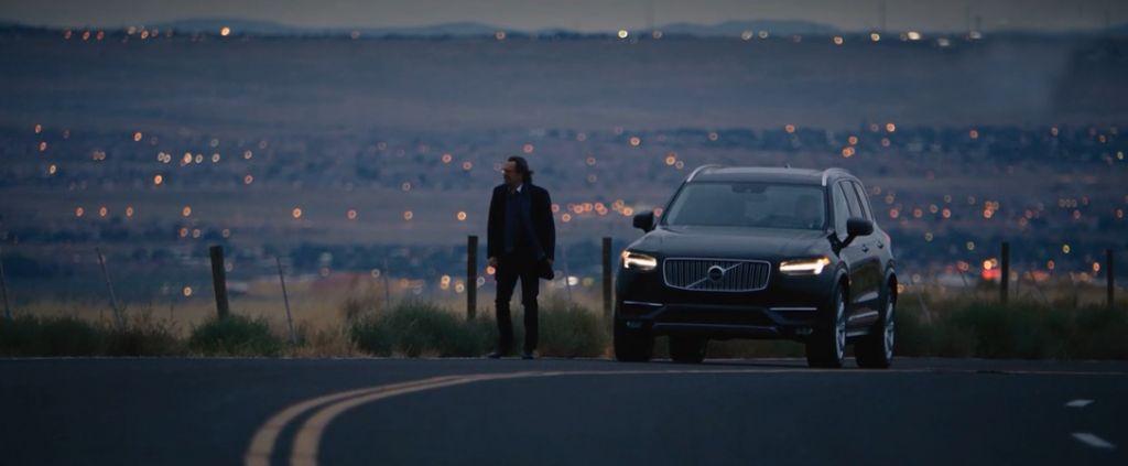 Volvo Cars leva tecnologia de direção autônoma para o cinema
