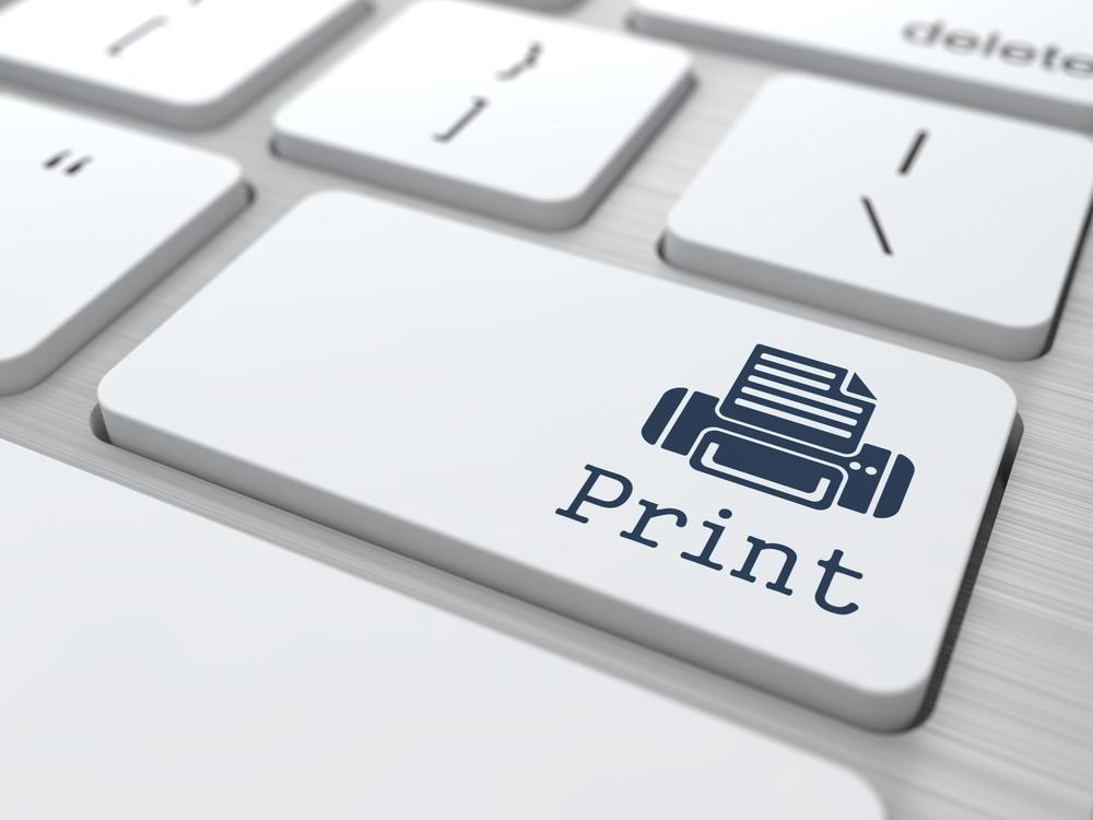 Outsourcing de impressão prevê crescimento constante até 2024