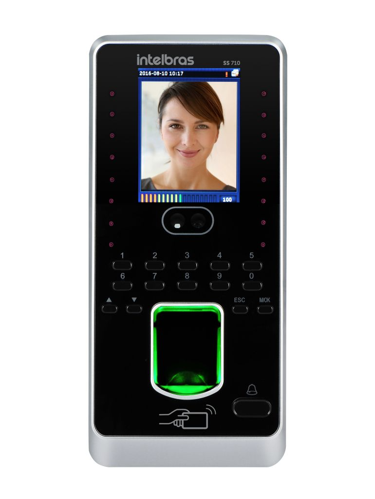 Linha de controle de acesso da Intelbras apresenta solução com capacidade de reconhecimento facial