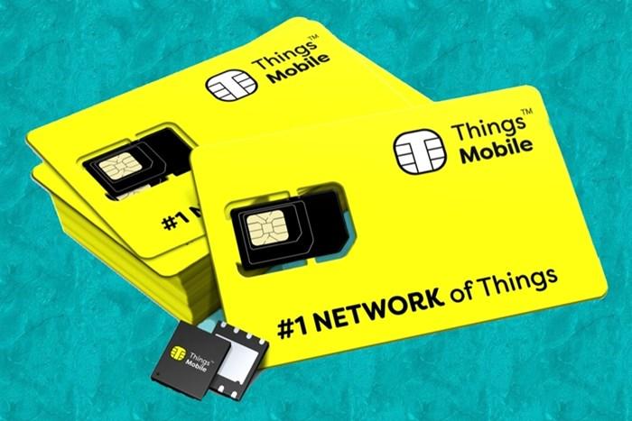 Things Mobile é a primeira operadora móvel global dedicada à IoT
