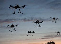 Dronesaumentam a eficiência de usinas solares