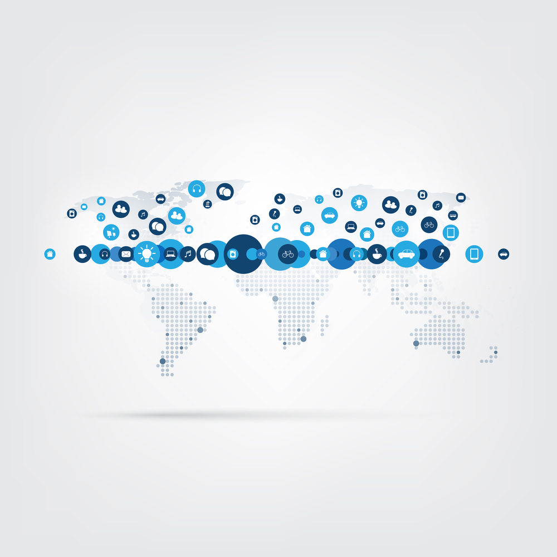 Qualcomm abastece o crescimento da Internet das Coisas
