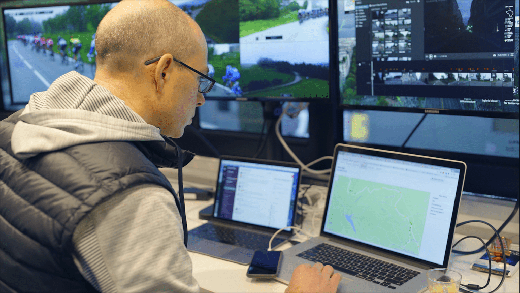 Machine learning chega ao Tour de France