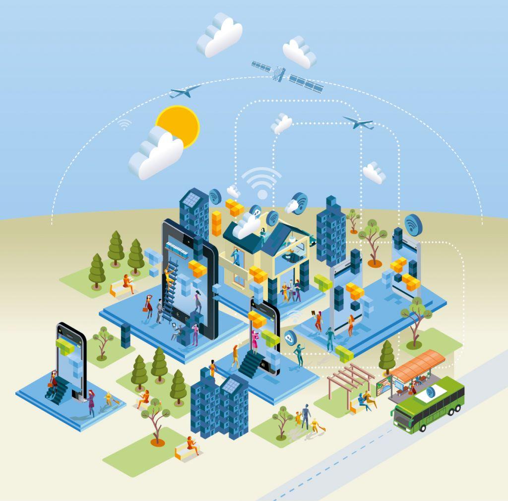 Internet das Coisas: integradores no centro