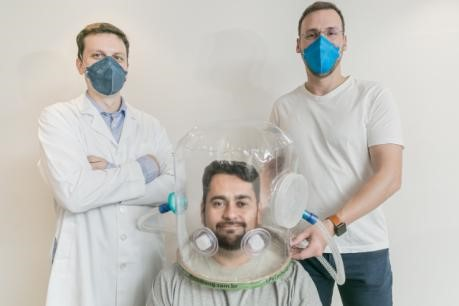 Equipamento pode auxiliar no tratamento de problemas respiratórios