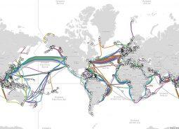 Peace Cable e PCCW Global utilizarão o ICE6 da Infinera para o sistema de cabo submarino Peace