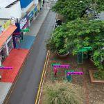 Startup usa IA em drones para identificar riscos de contaminação pela Covid-19