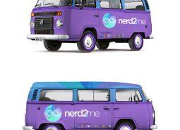 Primeiro Nerd Truck do país atrai patrocínio de empresas de TI para prover mais tecnologia ao cidadão
