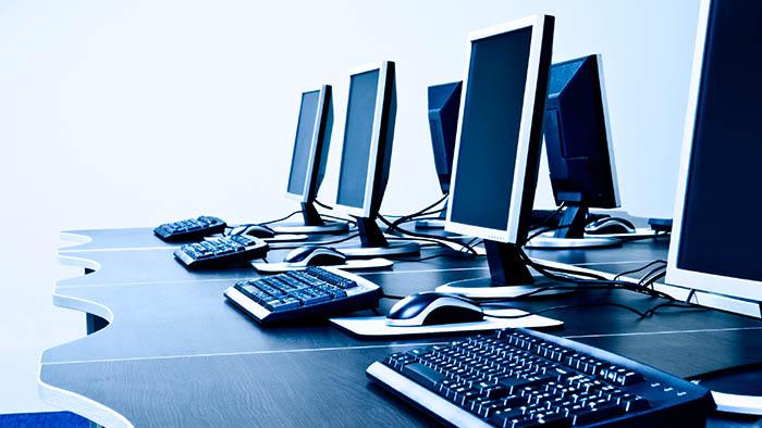 Vendas mundiais de PCs caem pelo 11º trimestre consecutivo