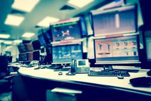 centro de monitoramento de segurança digital