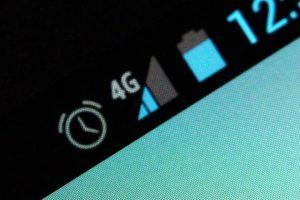 conexões 4G