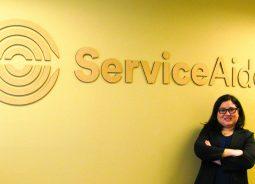 ServiceAide contrata Glaucia Amaral como Gerente de Canais e Parcerias para a AL