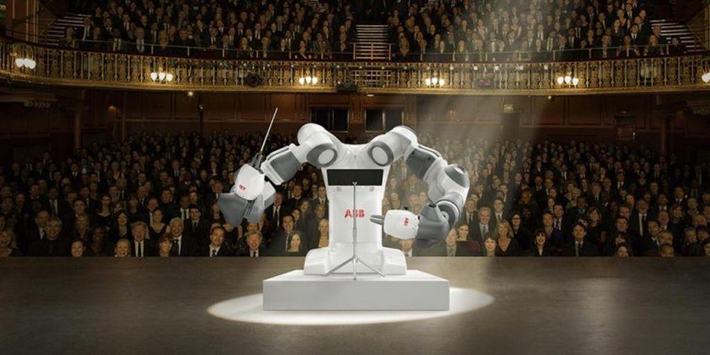 Andrea Bocelli e Orquestra serão regidos por robô na Itália