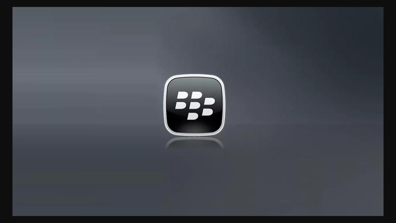 logomarca da Blackberry