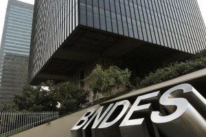 fachada do BNDES