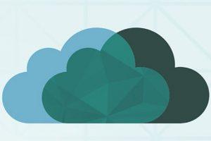nuvens de tecnologia
