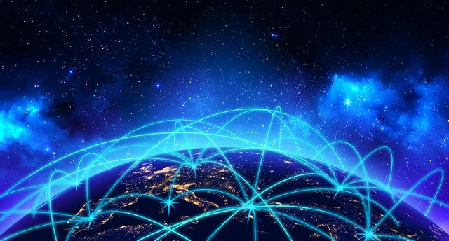 tráfego de dados móveis no mundo