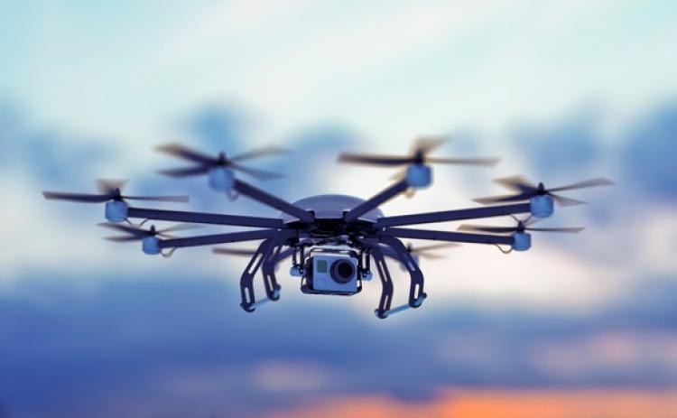 Drones a favor da segurança