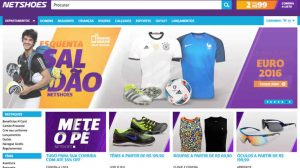 site netshoes