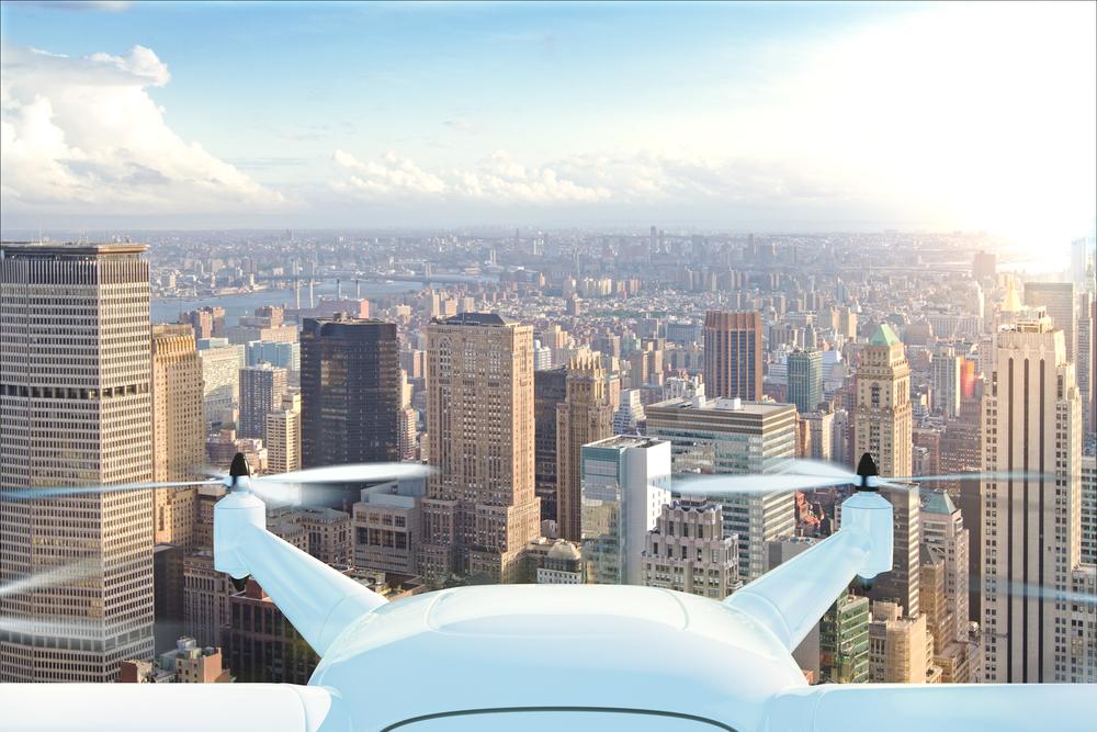 Drones atuam na área da saúde entregando remédios