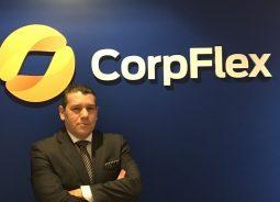 CorpFlex anuncia a contratação de Flavio Jordão como diretor de vendas para Telecom