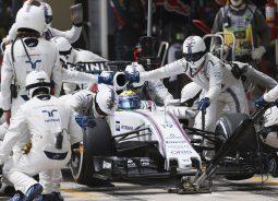 Williams Martini Racing adota biometria inovadora e análises em tempo real