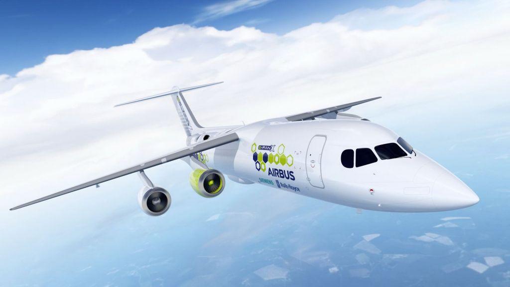 Siemens, Airbus e Rolls-Royce se unem para o desenvolvimento do futuro elétrico