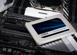Crucial anuncia SSD MX500