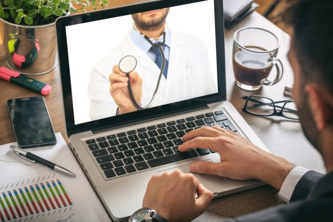 Telemedicina colabora para controle da pandemia