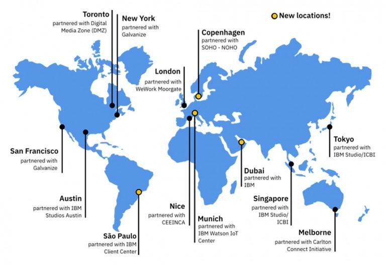 Brasil passa a fazer parte da rede global de IBM Cloud Garage