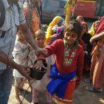 Tecnologia da Fujitsu ajuda jovens sem-teto na Índia a receber suporte essencial