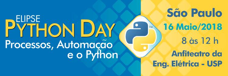 Elipse promove Python Day em São Paulo