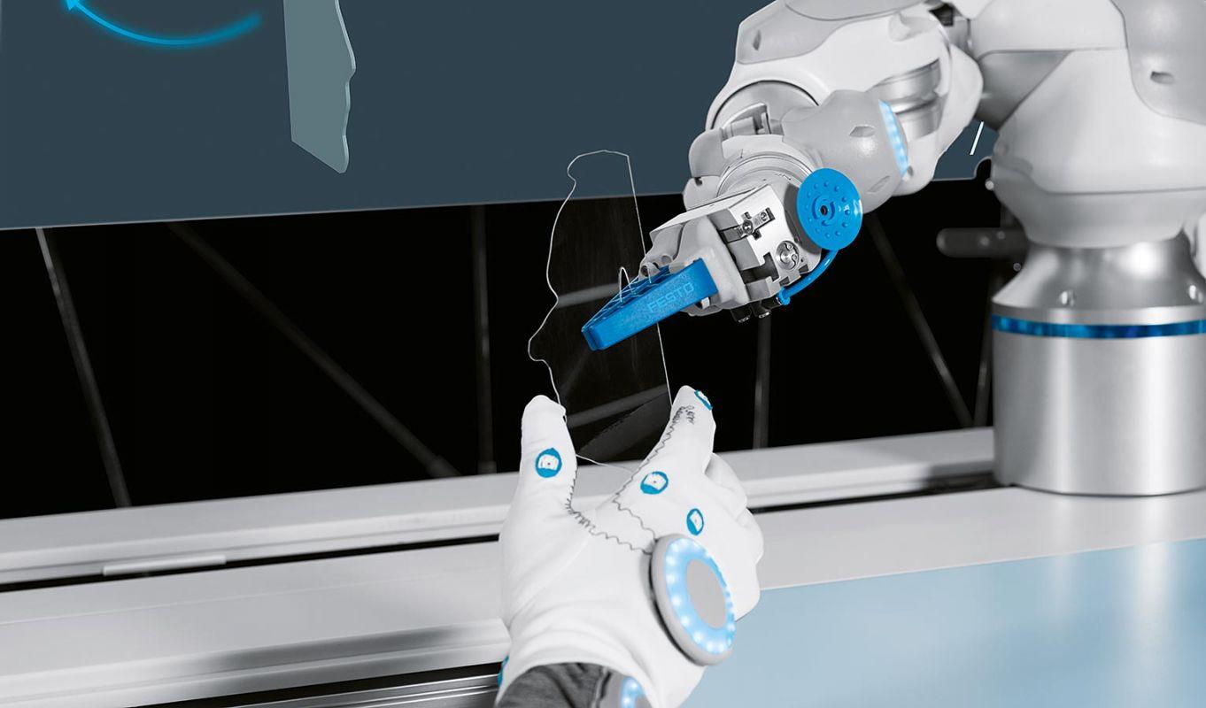 BionicWorkplace une inteligência humana e artificial