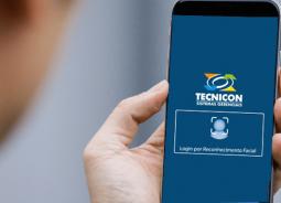Software da TECNICON permite login com reconhecimento facial