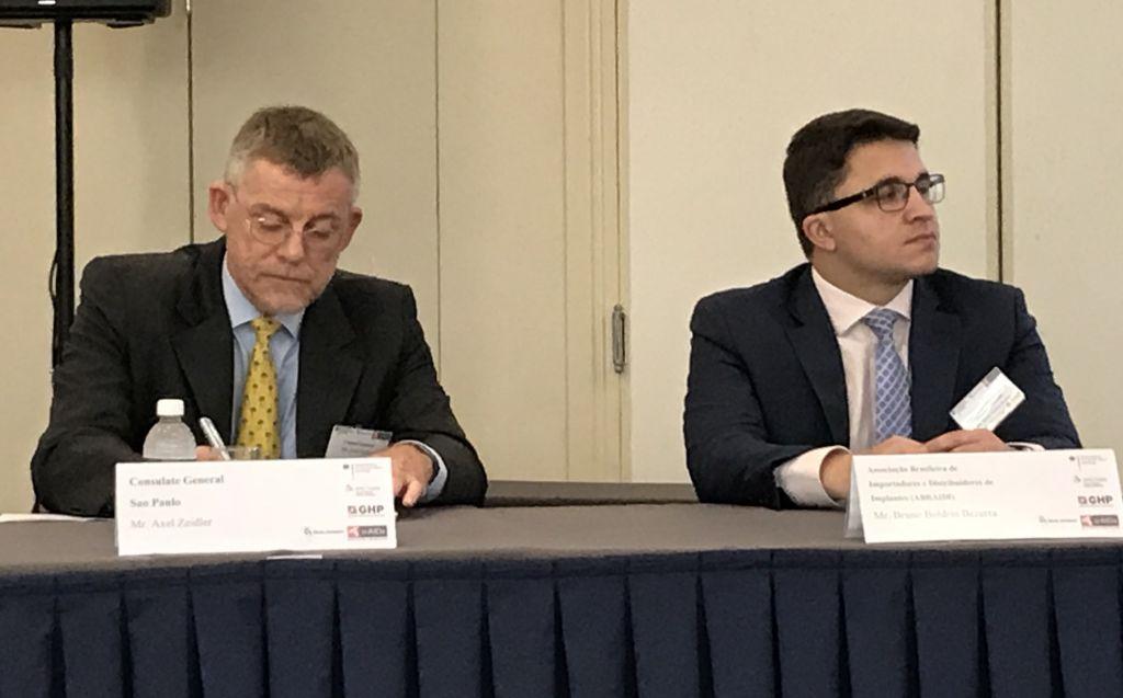 Congresso alemão-brasileiro de Saúde tem palestra da ABRAIDI