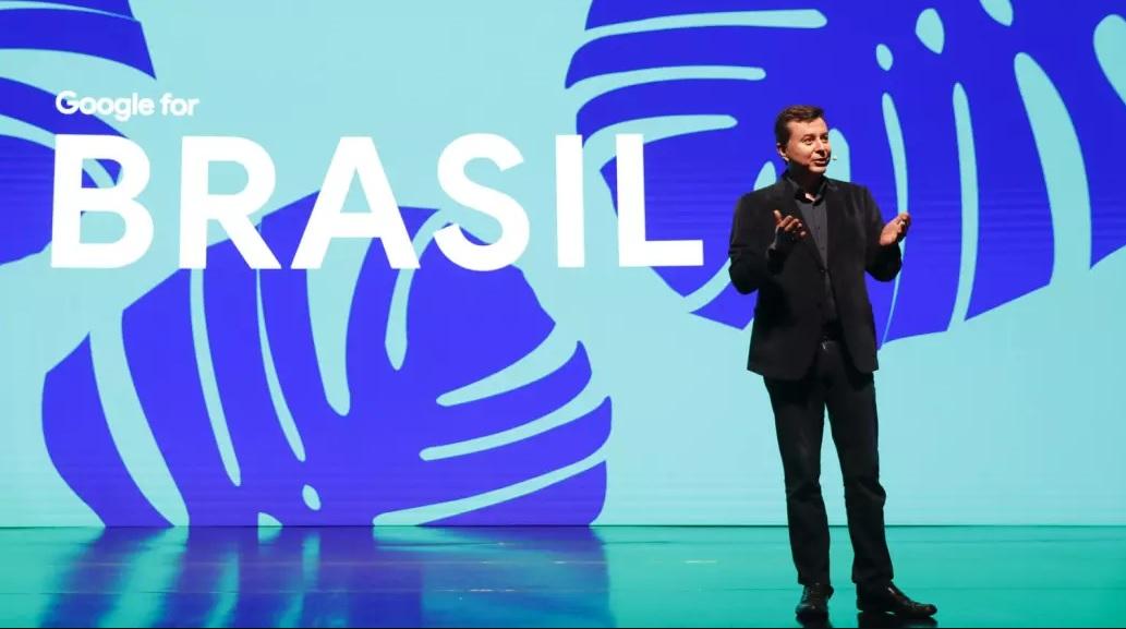 Google reforça investimento no Brasil