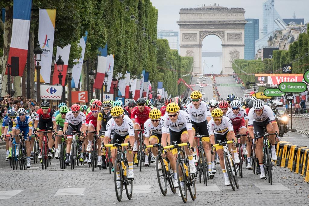 Inovação digital amplia público do Tour de France em 55%