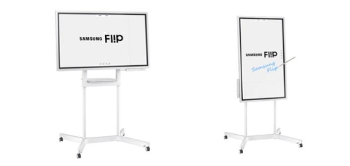 Samsung Flip: inovação e criatividade para escritórios high-tech