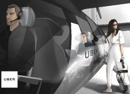 Brasil, Austrália, Índia, Japão e França podem receber aeronave da Uber