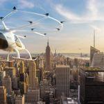 Solução da PTC permite o desenvolvimento de táxis aéreos autônomos da Volocopter