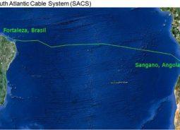 NEC conclui o primeiro cabo submarino do mundo que cruza o Atlântico Sul
