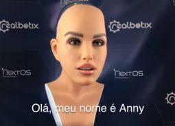 Futurecom 2018 traz ao Brasil, pela primeira vez, a robô humanoide Anny