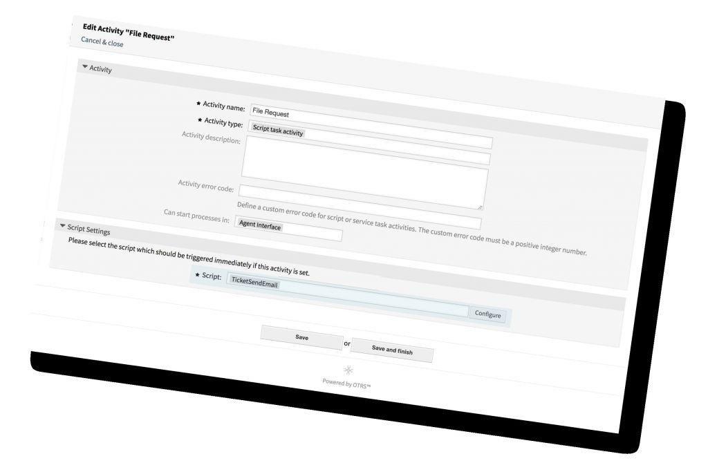 OTRS Group apresenta a Versão 7 de seu pacote de gerenciamento de serviços