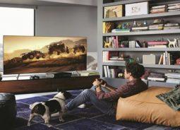 Novas Samsung QLED TVs 2018 contam com 10 anos de garantia contra o efeito burn-in e oferecem muitos benefícios aos gamers