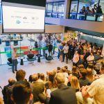 Centros de inovação são máquinas de gerar negócios e empregos, diz Leipnitz durante inauguração da ACATE Downtown