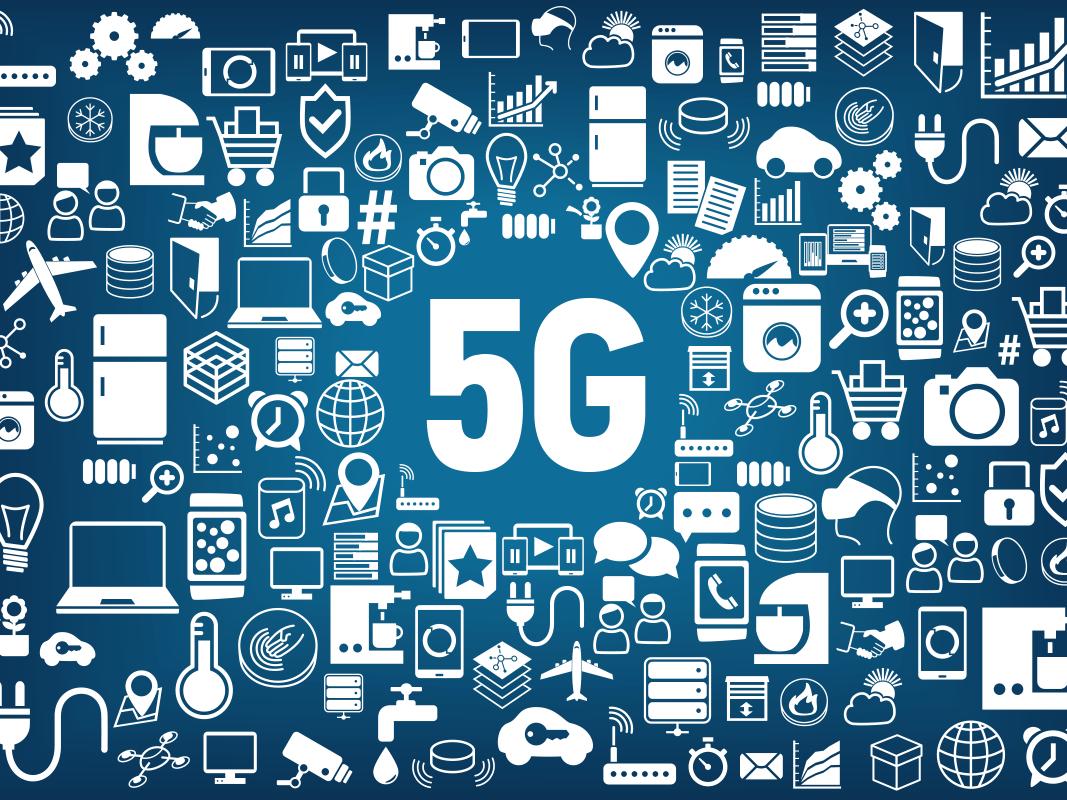 Gastos mundiais em infraestrutura de rede 5G quase dobrarão em 2020 1