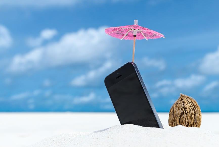 Cuidados importantes com o seu smartphone neste verão