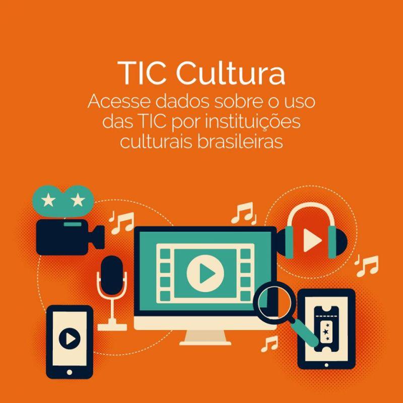 Comitê Gestor da Internet lança a pesquisa TIC Cultura 2018